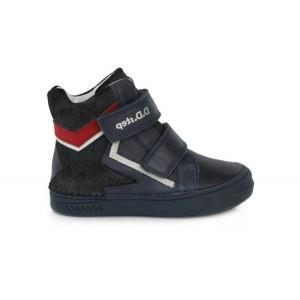Detská celokožená obuv D.D.Step