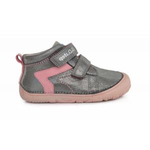 Dievčenská celokožená obuv D.D.Step