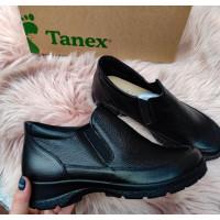 Dámske pohodlné poltopánky TANEX