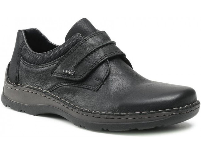 Pánske kožené topánky Rieker
