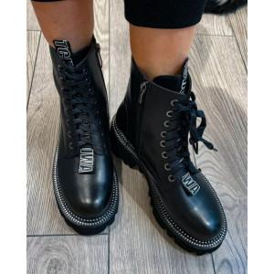 Dámske kožené topánky Epica